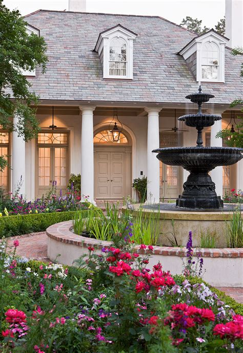 Garden South Style by Garden With South Style Traditional Home