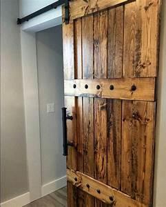 horizon interior barn door sliding wooden door barn With barn door packages