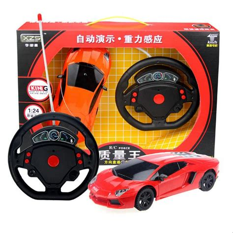 High Qultity Rc Car Toys For Children,4 Types Gravity