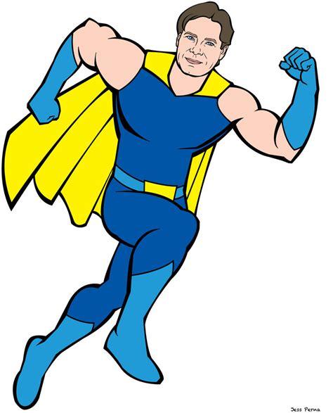 Superhero Cartoon Pictures