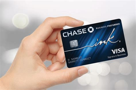 Chase introduced this card with perks specifically requested by customers, such as cell phone protection, extended categories for bonus points earning and more. Chase Ink Business PreferredSM Credit Card - Small ...