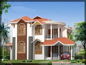 beautiful kerala house designs kerala beautiful houses With beautiful house images in kerala