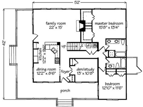 small cottage floor planscompact designs  contemporary lifestyles