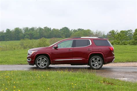gmc acadia denali features equipment gm authority
