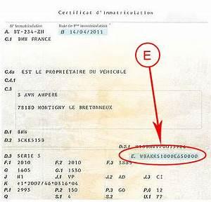 Ou Trouver Les Chevaux Sur Carte Grise : num ro de ch ssis sur nouvelle carte grise ~ Gottalentnigeria.com Avis de Voitures