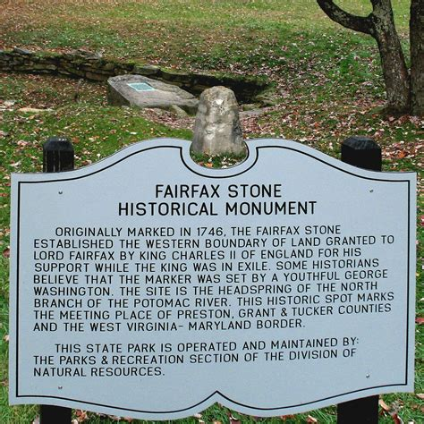 opinions on fairfax historical monument state park