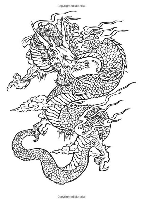 Pin by Laura Kabes on Needlepoint designs | Japanese dragon tattoos, Tattoo illustration, Dragon