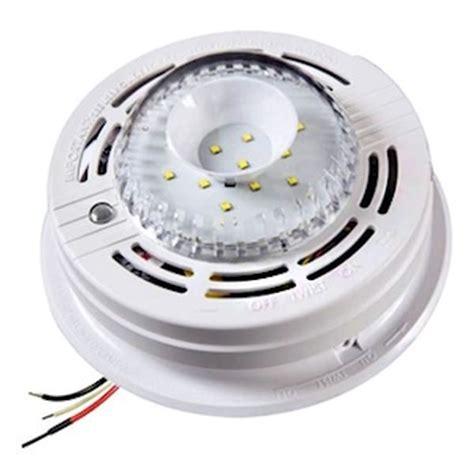 kidde 24003 120 volt dual mode led strobe light for the