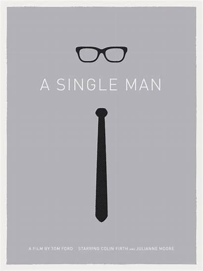 Poster Single Film Minimalist Thefoxisblack