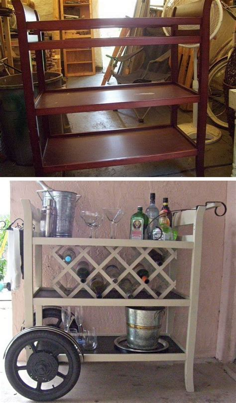 cool  budget diy wine bars