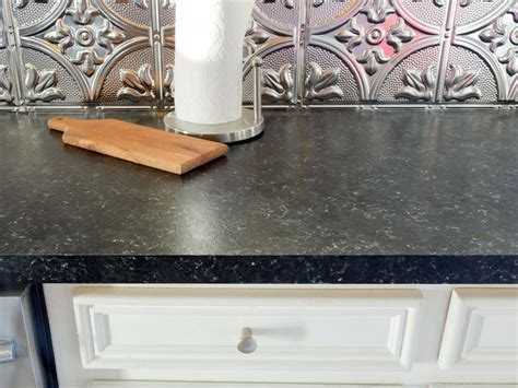 How to Paint a Laminate Countertop   how tos   DIY