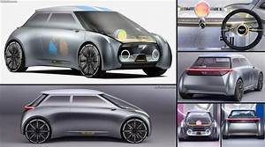 Mini Vision Next 100 Concept (2016) - pictures