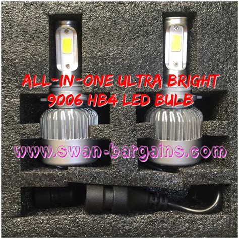 boltlink led ultra bright 9006 ultra bright hb4 9006 all in one led headl bulb sg