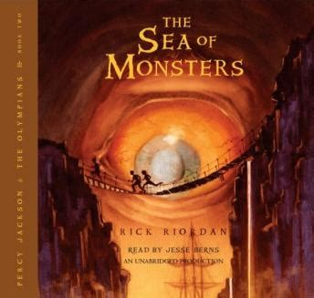 The Sea Of Monsters Audiobook Review  Audiobookstorecom Blog