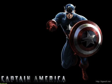 The Dark Knight Hd Captain America With Black Background Wallpaper Desktop Background Wallpaper Hd