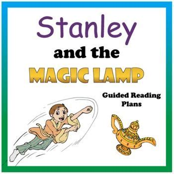 Flat Stanley And The Magic Lamp by Flat Stanley The Text And Common Cores On Pinterest
