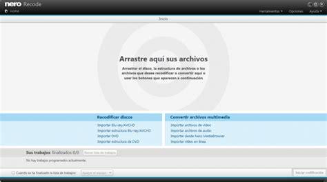 Nero recode review and description. Analizamos Nero 2014, la nueva suite multimedia y de ...