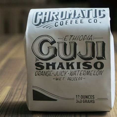 Pikbest has 23603 coffee menu design images templates for free. Chromatic Coffee Co. Ethiopia Guji Shakiso 5:7 by The Puristas, via Flickr | Coffee, Coffee bag ...