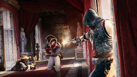 assassins creed unity guide sequence  memory  le