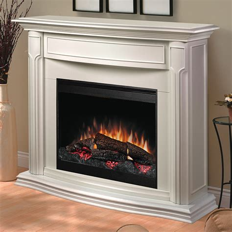 coastal style electric fireplace room ornament