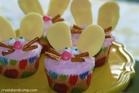 easy easter cupcakes how to make bunny cupcakes
