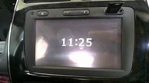 After Battery Removing How To On Kwid Touch System With