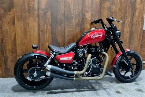 Royal Enfiled Motorcycles Modified Into Beautiful Customs