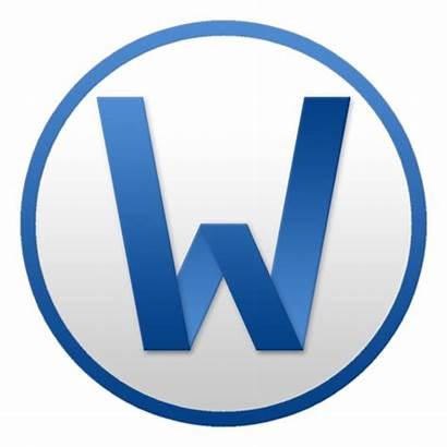 Word Icon Circle Microsoft Office Icons Yosemite