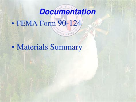 fire management assistance grant fmag powerpoint