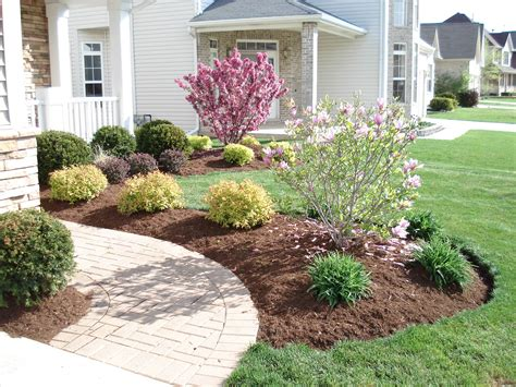 small shrubs for front yard outdoor garden outdoor home decor ideas with front yard landscaping design and small plants