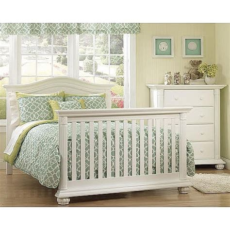 baby cache heritage full size bed conversion kit white