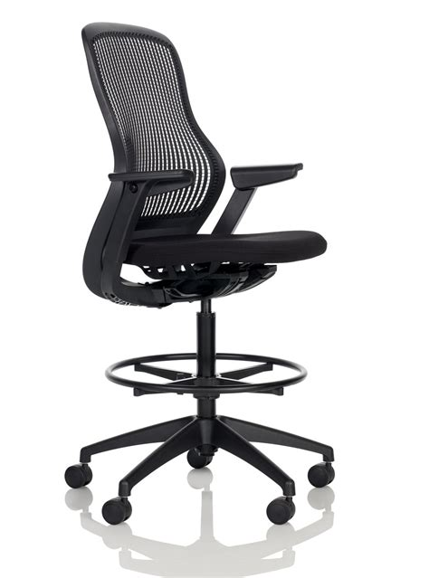 knoll regeneration chair manual regeneration by knoll 174 ergonomic high task chair