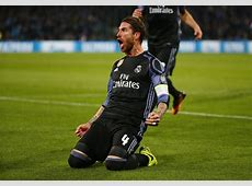 WATCH Champions League Sergio Ramos rescue act ends