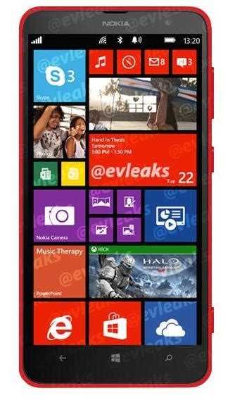 leaked nokia lumia 1320 ahead of launch igyaan network
