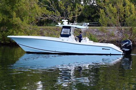 New Triton Boats by Triton Boats For Sale Boats