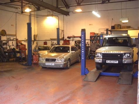 Central Garage Ltd In Bristol