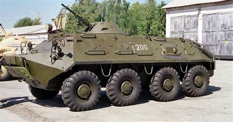 BTR-60PB 8x8 armoured vehicle personnel carrier technical ...