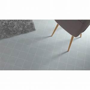 carrelage gres cerame effet carreau ciment cement uni 5 With carrelage effet carreau ciment
