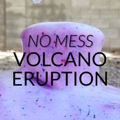volcano craft preschool craft  images