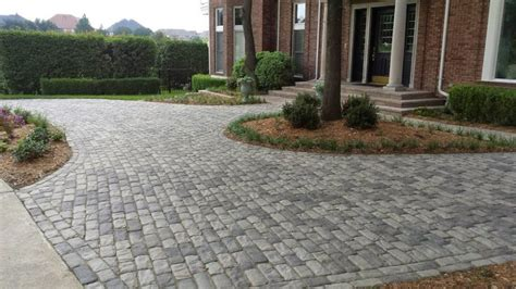 Grey Brick Pavers by Image Result For Gray Pavers With Brick House Home