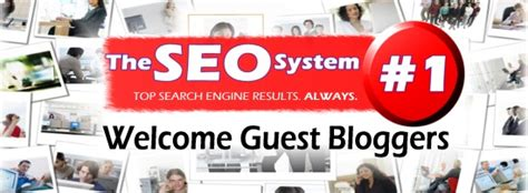 Seo System - submit guest post topics include seo social media web