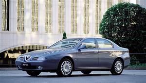 Alfa Romeo 166 : alfa romeo 166 sedan 1998 2003 reviews technical data prices ~ Gottalentnigeria.com Avis de Voitures