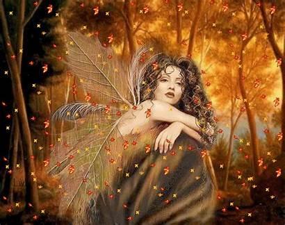 Desktop Fairies Fall Fairy Wallpapersafari