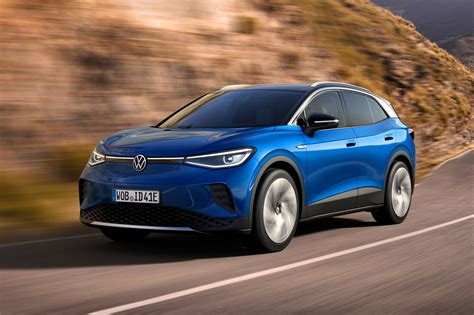 New Volkswagen ID 4 SUV is brand's first global EV | Autocar