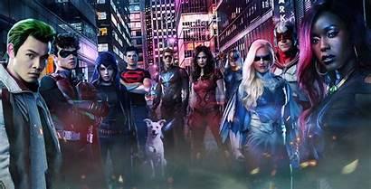 Titans Season Dc Poster Batgirl Hood Deviantart