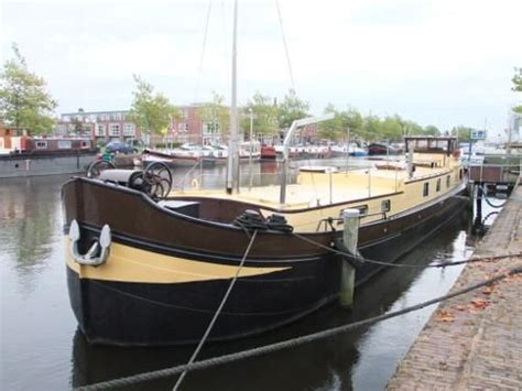 Barge And Tug Boats For Sale by 1931 Barge Live Aboard Power Boat For Sale Www