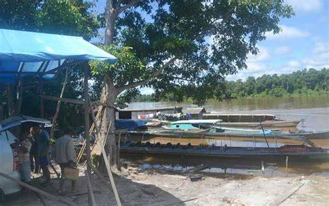 warga kamipang tunggu realisasi pelabuhan kereng pekahi