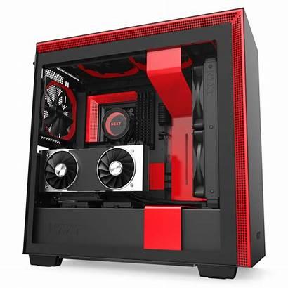 Nzxt H710i Atx Pc Rgb Cabinet Matte
