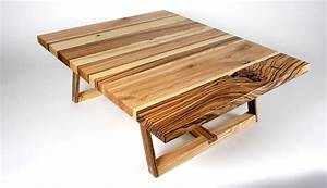 solid ash and zebra wood coffee table design of bandwidth With ash wood coffee table