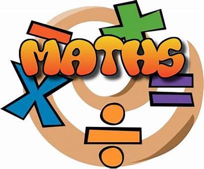 Math Cartoon Clipart Subjects Maths Curriculum Transparent